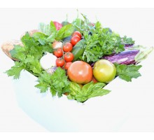 Cassetta verdura media