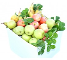 Cassetta mele e pere