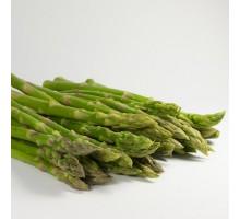 Asparagi coltivati in mazzi da 500 g