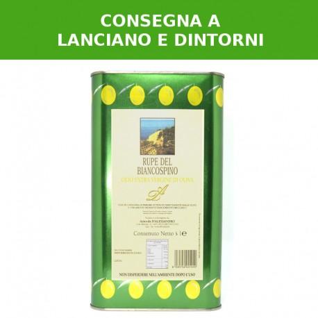 Olio extra vergine di oliva - 5 l