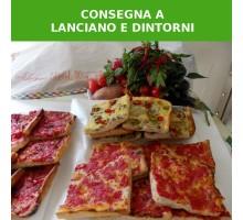 Pizza vari gusti