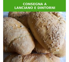 Pane con semi biologici