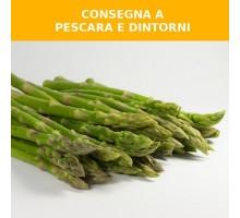 Asparagi coltivati in mazzo da 500 g