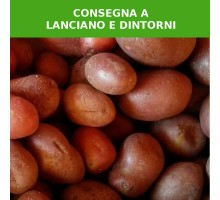 Patate rosse novelle