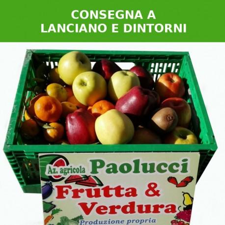 4 Piccole Frutta - Cassetta in abbonamento