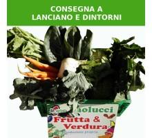 4 Medie Verdura - Cassetta in abbonamento