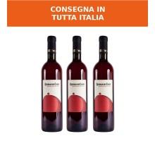 Box Quercia dei Corvi Cerasuolo d'Abruzzo - Confezione da 6 bottiglie