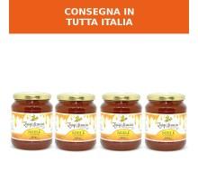 Box Miele di Eucalipto 500g - Confezione da 4 barattoli