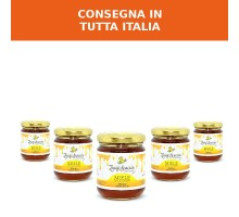 Box Miele di Castagno 250g - Confezione da 5 barattoli