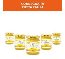 Box Miele di Arancio 250g - Confezione da 5 barattoli
