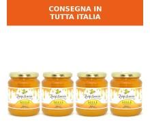 Box Miele di Lupinella 500g - Confezione da 4 barattoli