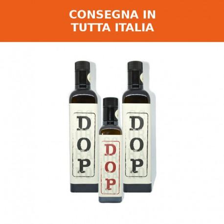 Olio DOP extra vergine di oliva 100% Dritta