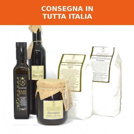 Box Degustazione Dolci in Abruzzo - Nevole e Ferratelle