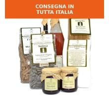 Box Degustazione Abruzzo - Prodotti Agroalimentari Tradizionali