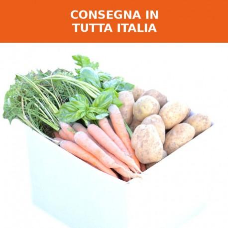 Cassetta patate e carote