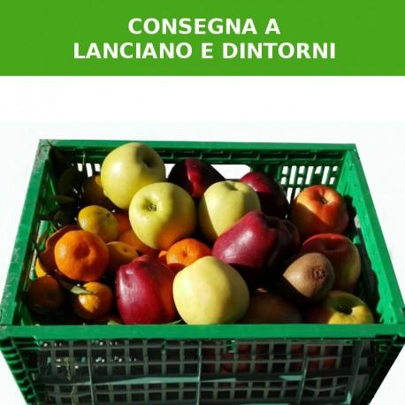 Piccola frutta cassetta