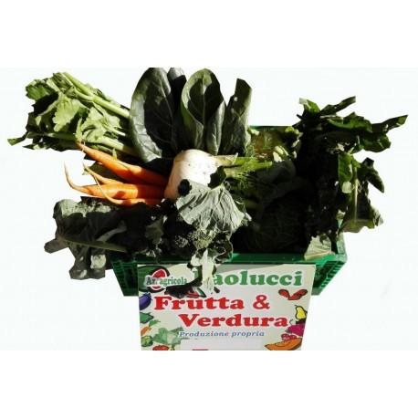 Cassetta in abbonamento - Grande Verdura