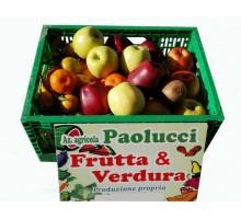 Cassetta in abbonamento - Media Frutta