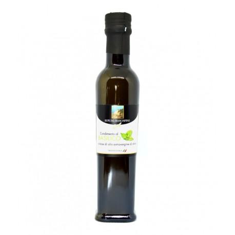 Condimento al basilico a base di olio EVO - X4
