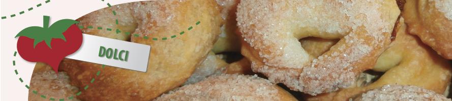I dolci: ricette antiche per prodotti tipici e artigianali