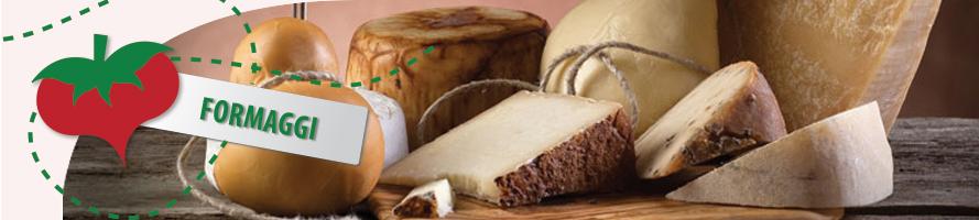 I formaggi per la spesa online a km zero