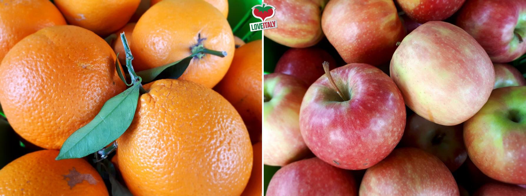 la buona frutta del mese di marzo