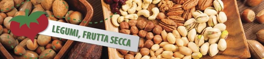 I legumi e la frutta secca online dal produttore a casa tua