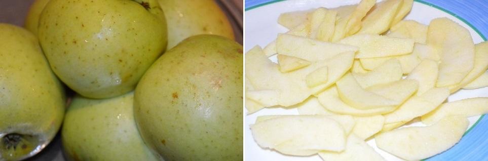La ciambella alle mele