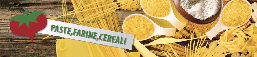 Pasta, farinacei e cereali antichi