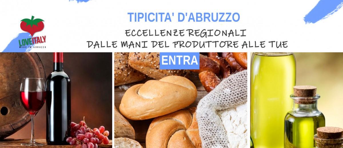 Le tipicità made in Italy d'Abruzzo