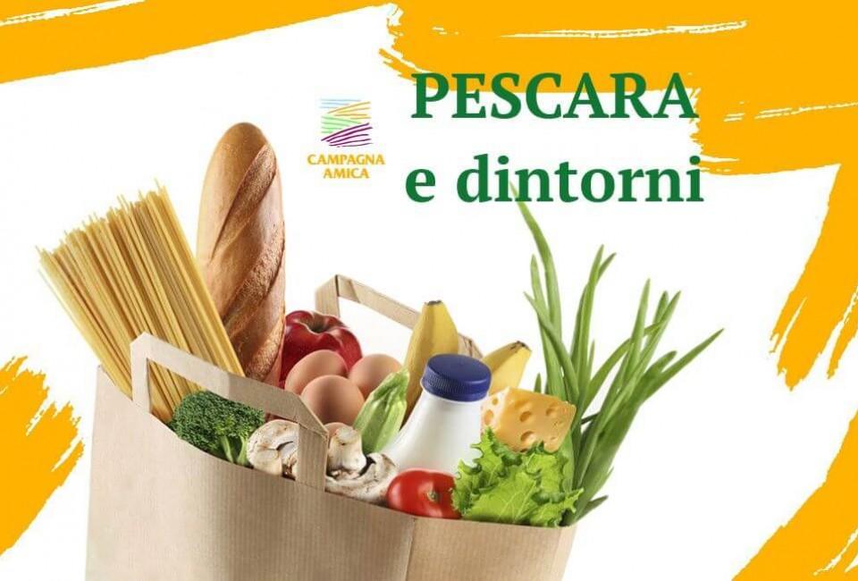 Spesa online a Pescara con consegna a domicilio, direttamente dal produttore