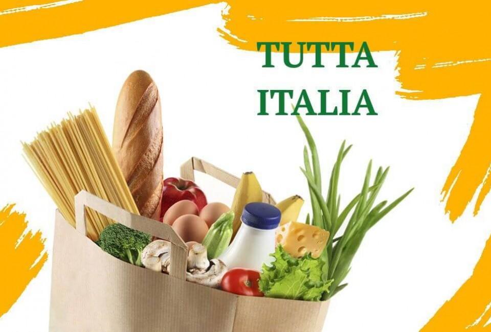 Spesa online: acquisti prodotti tipici da tutta Italia